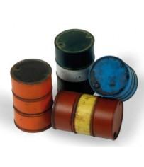 Diorama Accesories - Modern Fuel Drums