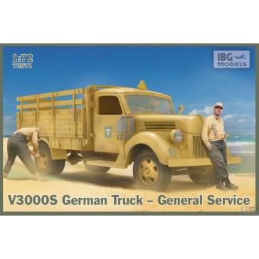 V3000S Germ.Truck-General Serv.1/72