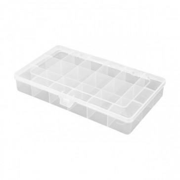 Assortment Case 18 compartments 210x119x34.5m