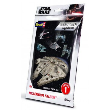 Star Wars Millenium Falcon Easy-click system