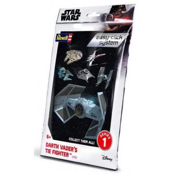 Darth Vader's TIE Fighter easy-c 1:121