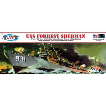USS Forrest Sherman 1/319