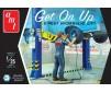 Garage Accessory Set 2-post hydraulic lift 1/25