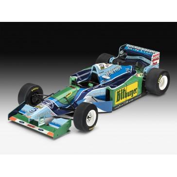 "25th Anniversary ""Benetton Ford 1:24"