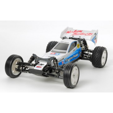 Lot Neo Fighter Buggy DT03 (kit+radio+accu+chargeur)