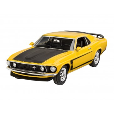 1969 Ford Mustang Boss 302 1:25