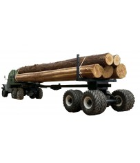 Timber trailer T835U  1/10 for UC6