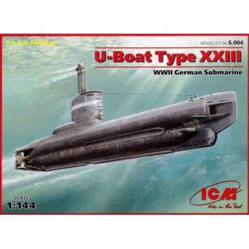 ICM U-Boat type XXIII 1/144