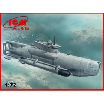 ICM U-Boat type XXVIIB L. 1/72