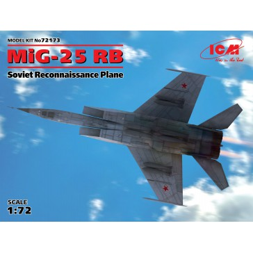 MiG-25 RB. Soviet Reconnaissance