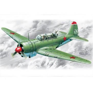 ICM Sukhoi Su-2 Light Bomber 1/72