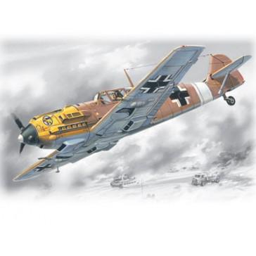 ICM Bf 109E-7 / Tropical 1/72