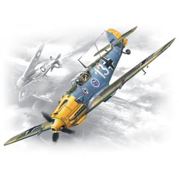 ICM Messerschmitt Bf 109E-3 1/72