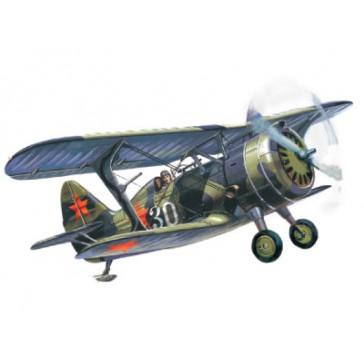 ICM Polikarpov I-15bis 1/72