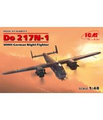 Do 217N-1. WWII German Night Fighte 1/48