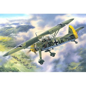 ICM Hs 126A German Recon.Plane 1/48