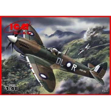 ICM Spitfire MkVIII Brit.Fight 1/48
