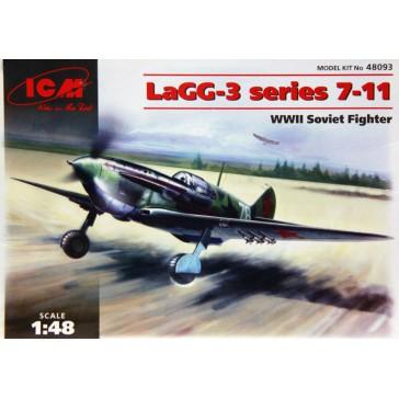 ICM WWII Soviet Fighter 1/48