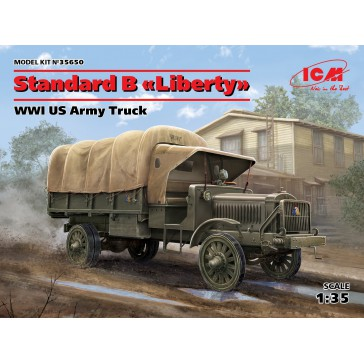 Standard B Libertyö. WWI US Army T