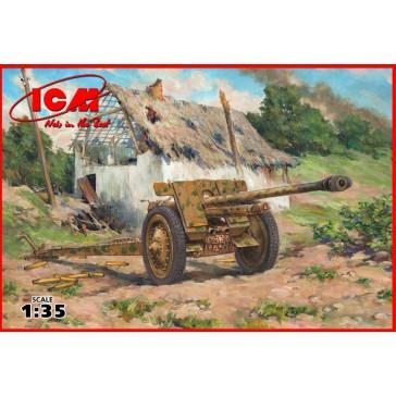 ICM 7.62cm Pak 36(r) Anti-Tank 1/35