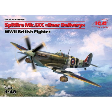 Spitfire Mk.IXC 'Beer Delivery'1/48