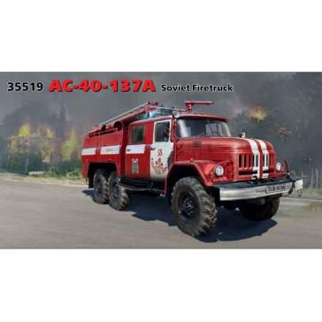 AC-40-137A, Soviet Firetruck 1/35