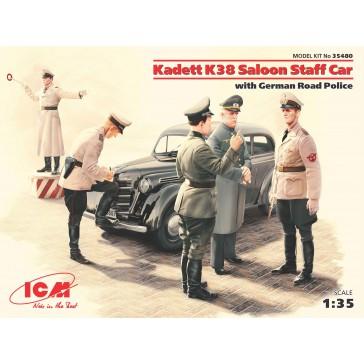 Kadett K38 Saloon St. 1/35