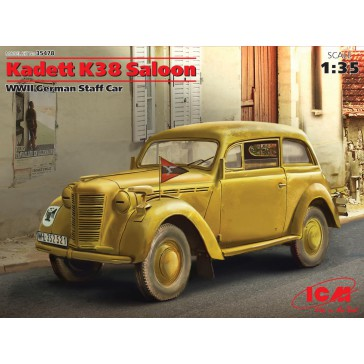Kadett K38 Saloon Staff Car 1/35