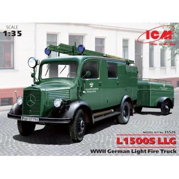 L1500S LLG Germ Light Fire Tr. 1/35