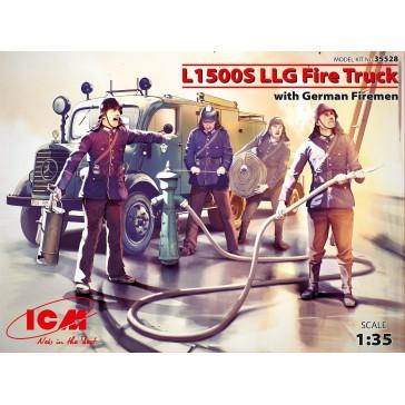 L1500S LLG Fire Truck 1/35