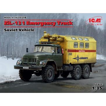 ZiL-131 Emergency Truck 1/35