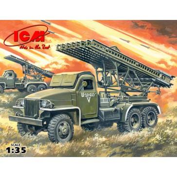 ICM BM-13-16N 1/35
