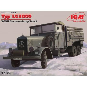 Typ LG3000 WWII German Army 1/35