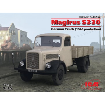 Magirus S330 German Truck 1/35