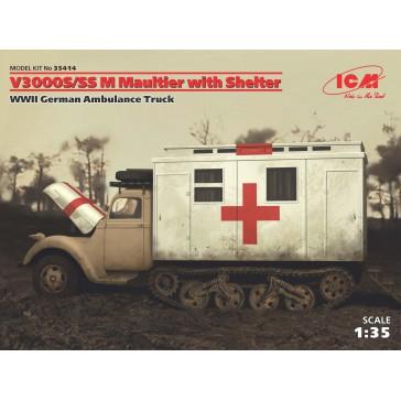 V3000S/SS M Maultier 1/35