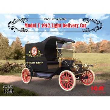 Model T 1912 Light Delivery 1/24