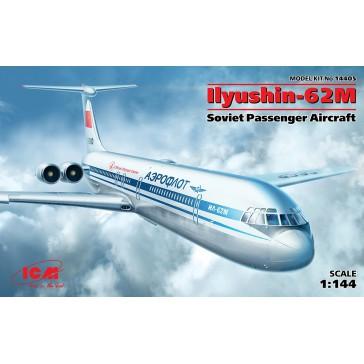 Ilyushin 62M Passenger Aircr. 1/144