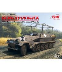 Sd.Kfz.251/6 Ausf.A. WWII German Ar