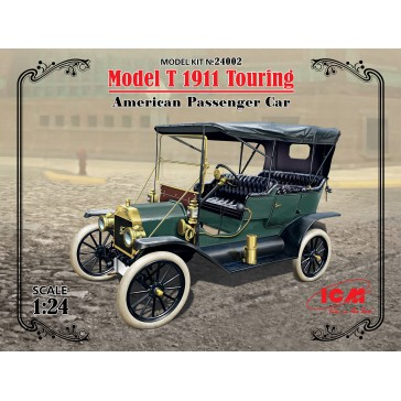 Model T 1911 Touring American 1/24