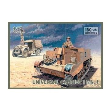 Universal Carrier MK I 1/72