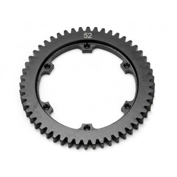 STEEL SPUR GEAR 52T