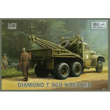 Diamond T968 Wrecker 1/72