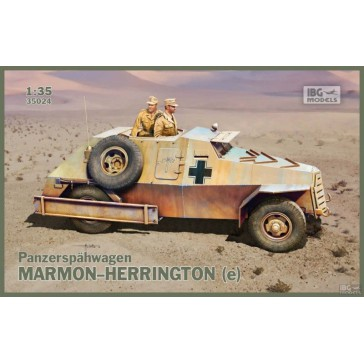 Panzerspahwagen Marmon-Herring.1/35