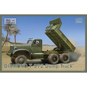 Diamond T972 Dump Truck 1/72