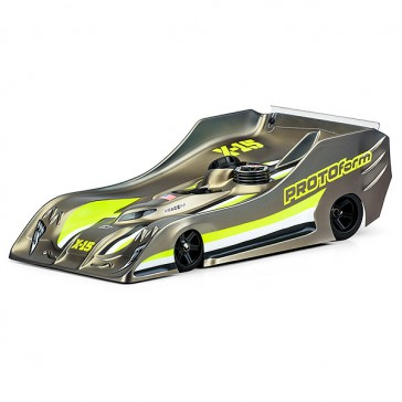 X15 BODY FOR 1/8TH ON ROAD - LIGHTWEIGHT