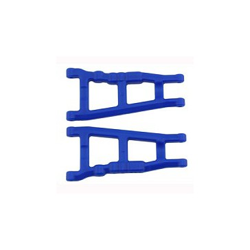 FRONT or REAR A-ARMS FOR TRAXXAS SLASH 4x4 - BLUE 1pr