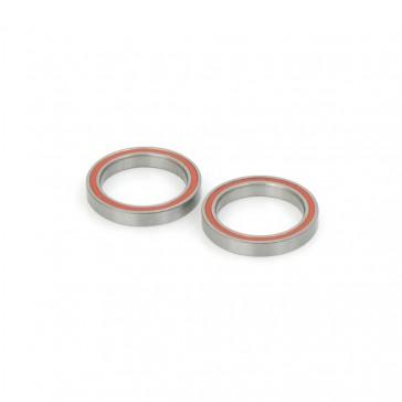 Ball Bearing - 20x27x4 Red Seal - (pr)
