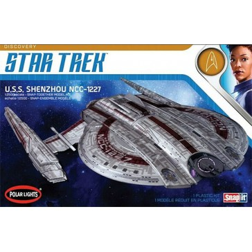 Star Trek USS Shenzhou SNAP 1/2500