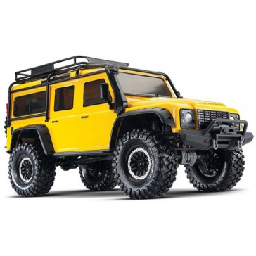 TRX-4 Land Rover Defender Crawler TQi XL-5, Yellow Special Ed