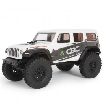 SCX24 2019 Jeep Wrangler JLU CRC 1/24 4WD-RTR WHT